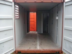 CONTAINER C/ LAVABO